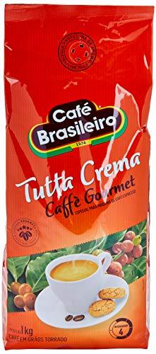 Café Brasileiro em Grão Tutta Crema 1kg