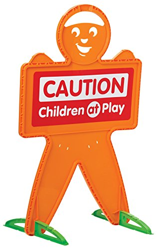 Street Sign Board - American Plastic Toys Safety Man Caution Sign