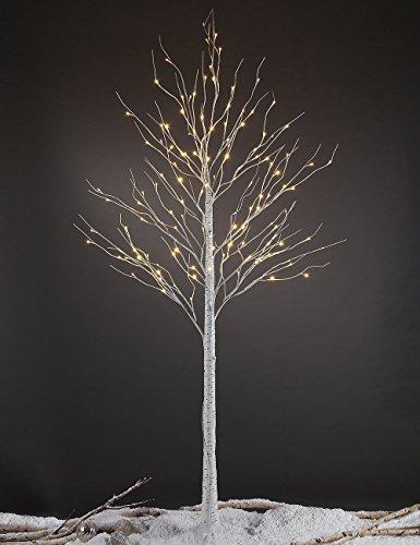Birch tree decor for Amazon christmas decorations indoor