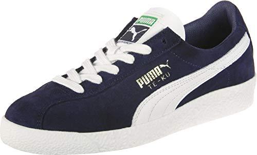 Adulto Azul Zapatillas White Puma Te Prime peacoat 5 puma Unisex Ku APq6wqX