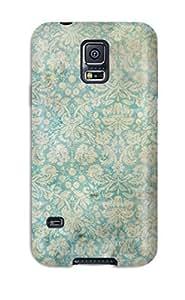 Premium Durable Vintage Fashion Tpu Galaxy S5 Protective Case Cover