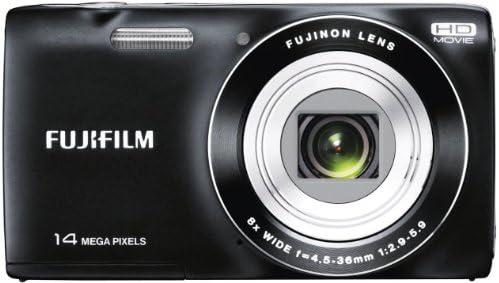 Fujifilm Finepix Jz100 Digitalkamera 2 7 Zoll Schwarz Kamera