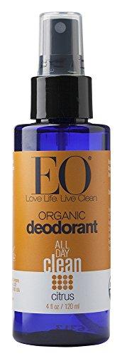 EO Organic Deodorant Spray Citrus