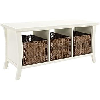 Amazon Com Crosley Furniture Wallis Entryway Storage