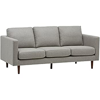 Amazon.com: Rivet Revolve Mid-Century Modern Sectional Sofa Couch ...