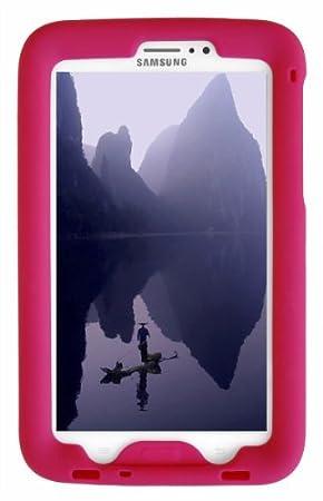 BobjGear Carcasa Resistente para Tablet Samsung Galaxy Tab 3 7 Pulgadas, Modelos wi-fi, 3g/4g, edición Infantil. no Compatible con tab3 Lite, tab2, o ...