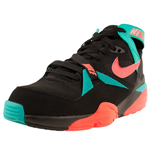 timeless design e667d 75a95 Nike Mens Air Trainer Max  91 South Beach Bo Jackson Black Hyper Jade Hyper  punch 309748-006 Size 11.5 - Buy Online in Oman.   Apparel Products in Oman  ...