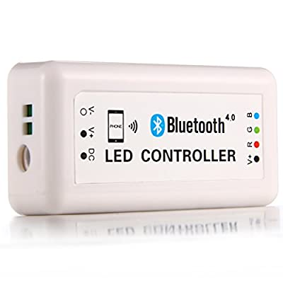 RGB LED Strip Light Controller from XCSOURCE