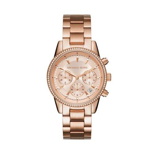 michael-kors-womens-ritz-rose-gold-tone-watch-mk6357