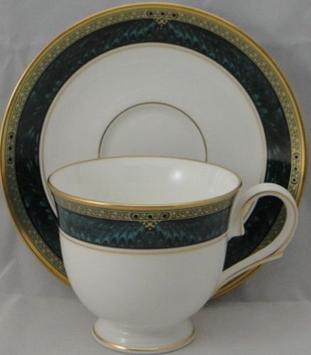 Lenox Classic Edition - Lenox Classic Edition Cup & Saucer Set (Footed)