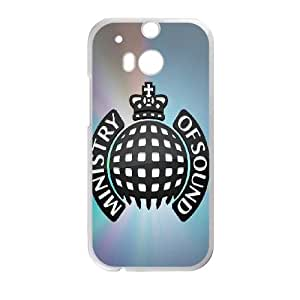 Ministry Of Sound HTC One M8 Cell Phone Case White Delicate gift AVS_708887