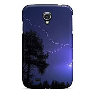 High Impact Dirt/shock Proof Case Cover For Galaxy S4 (lighning)