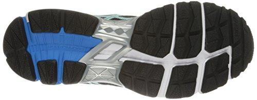 Asics Donna Gt-1000 3 G-tx Scarpa Da Corsa Nero / Blu Ghiaccio / Blu