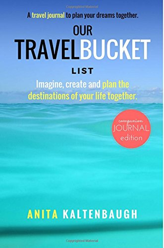 Our Travel Bucket List: A Travel Journal to Plan Your Dreams Together