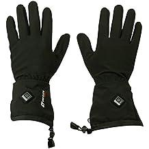 VentureHeat Avert Unisex-Adult 7.4V Battery Heated Glove Liner (Black, Large)