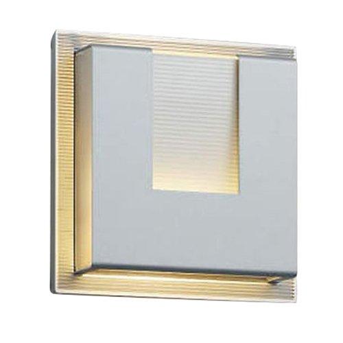 コイズミ照明 E.L.H.ポーチ灯 調光タイプ シルバーメタリック塗装 AU38537L B00DS2WEH4 10170