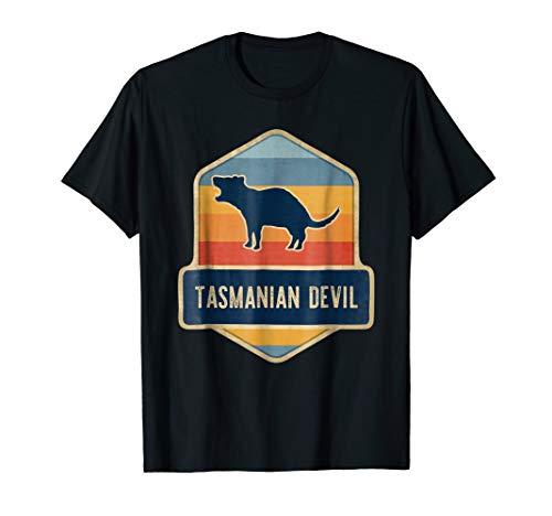 Vintage Style Tasmanian Devil Retro Tasmanian Devil T-Shirt