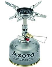 SOTO WindMaster Stove w/Micro Regulator w/4Flex