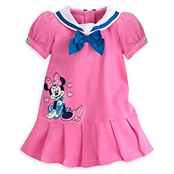 Disney Minnie Mouse Sailor Dress for Baby (18-24 month)  sc 1 st  Amazon.com & Amazon.com: Disney Minnie Mouse Sailor Dress for Baby (18-24 month ...