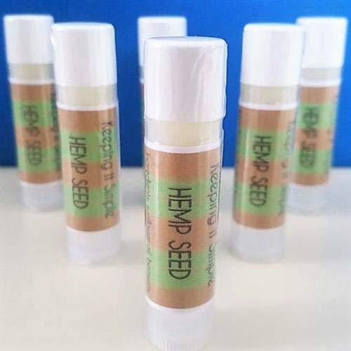 Hemp Seed Oil LIp Balm