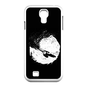 Samsung Galaxy S4 9500 Cell Phone Case White To Boldly Go... Clnmp