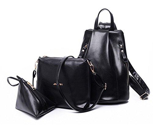 yaagle-pu-casual-multifunction-anti-wear-backpack-shoulder-bag-handbag3-pcs
