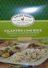 Archer Farms Cilantro Lime Rice 9.7oz