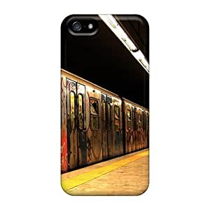 Awesome Cases Covers/iphone 5/5s Defender Cases Covers(subway Graffiti)