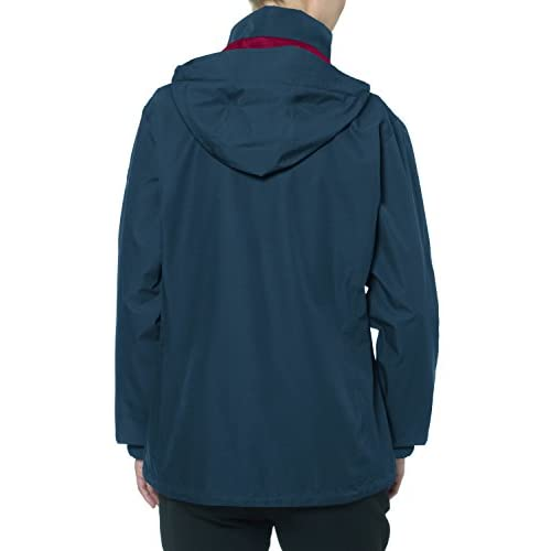 the latest a41ce f92fe VAUDE Women's Escape Light Rain Jacket - Lightweight ...