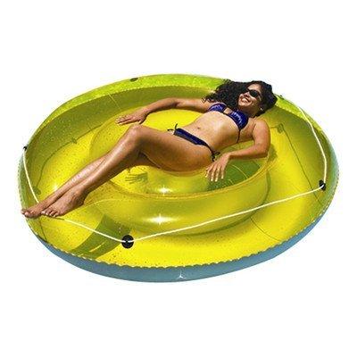 Island Lounger (Island Sun Tan Lounger Pool Float Toy)