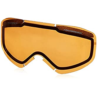 Oakley 101-120-003 O2 XM Snow Replacement Lens, Persimmon