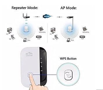 Grandey Amplificador repetidor de sinal wifi wireless 300mbps tp-link tplink wi fi wi-