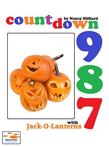 Countdown to Halloween (321 Countdown Book 1) -