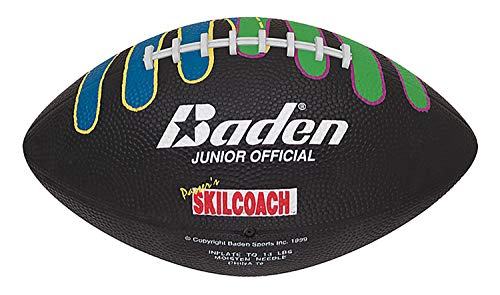 Baden Passer's Skilcoach Junior Size 6 Rubber Football