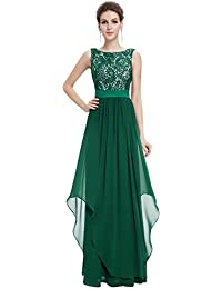 Amazon.com: Green - Formal / Dresses: Clothing, Shoes & Jewelry