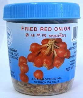 Thai Fried Onion - 2 6 oz