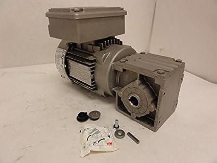 1700:119RPM SEW WA20DT71D4-KS Gearmotor 1//2Hp 230//460V