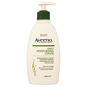 Aveeno Daily Moisturising Lotion 300 ml [Packaging May Vary] : Amazing moisturiser, very hydrating on the skin and absorbs