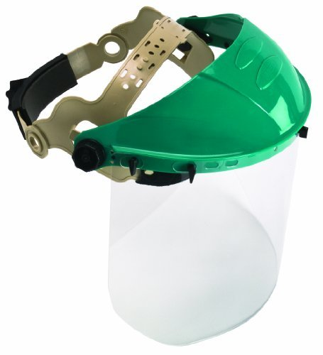 MSA Safety Works 641817021569 Full Face Shield by Safety Works