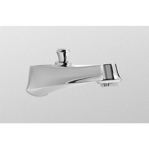 Toto TS230EV#CP Wyeth Diverter Wall Spout, Polished Chrome by TOTO