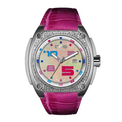 [シーピーファイブ]CP5 腕時計 Sport-S MOP Stone AMB17 クォーツ ユニセックス [正規輸入品] B00DU7HX6Y