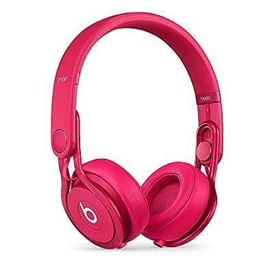 Beats MixR Professional DJ Headphones, Colr Pink (Refurbished)