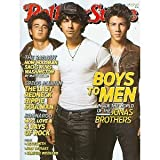 Rolling Stone Issue 1082/1083 July 9-23, 2009 Jonas Brothers Bonnaroo
