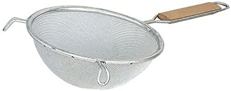 Browne 8 Fine Single Mesh Strainer Food Strainers Kitchen Dining