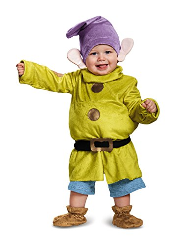 20153 (12-18 months) Dopey Infant Costume Seven Dwarfs