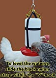 Your Happy Chicks 1 Qt. Hanging Harness with