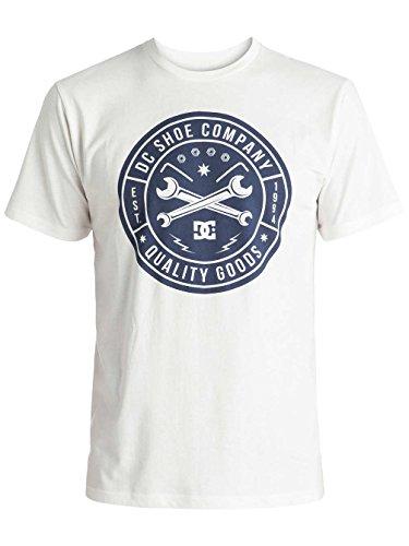 T-Shirt Dc Equipment Lily Bianco (L , Bianco)