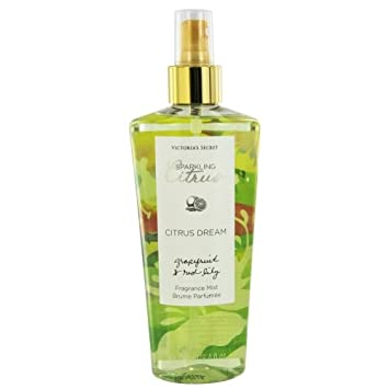 Victoria s Secret Citrus Dream Body Mist for Women, 8.4 Oz