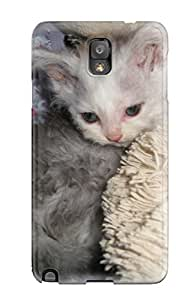 Galaxy Note 3 Case Bumper Tpu Skin Cover For Teacup Cats Accessories
