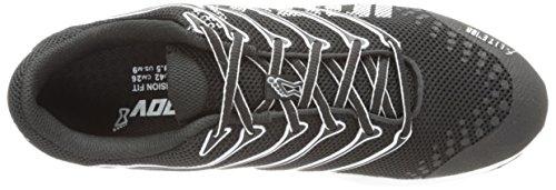 INOV8 F-Lite 195 Zapatillas de fitness unisex Negro